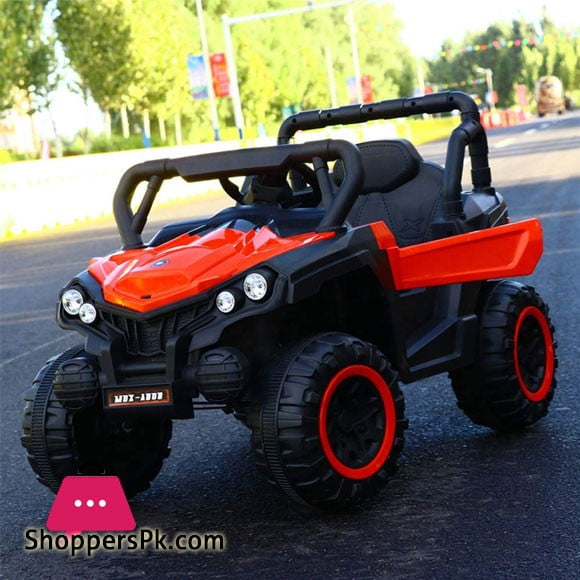 Thunder Jeep 808 Battery Operated Ride on Jeep for Kids with Remote Control with Swing