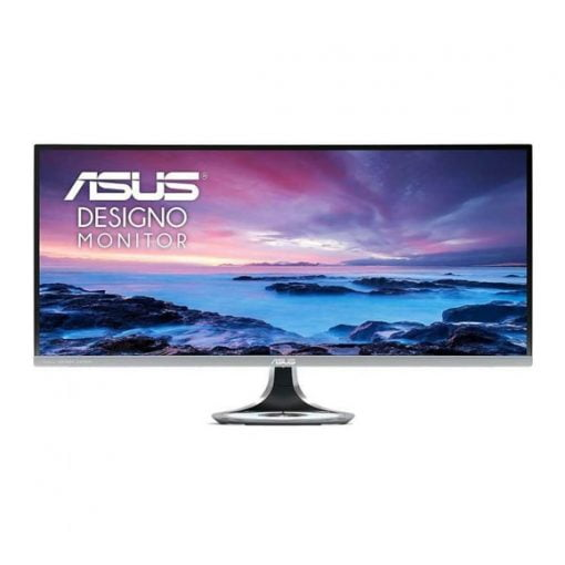 """Asus MX34VQ Designo Curved 34"""" UQHD Eye Care Monitor – New"""