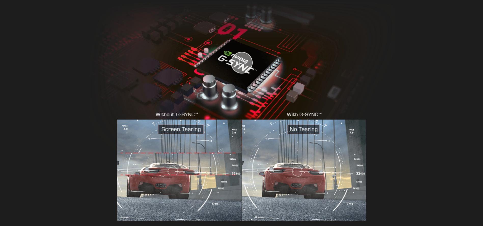 ASUS ROG Swift PG279Q Gaming Monitor – 27″ 2K WQHD – New