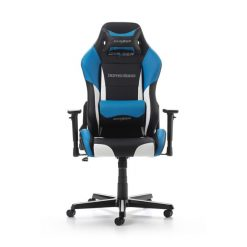 DX Racer Drifting Series Gaming Chair Color Black / White / Blue GC-D61-NWB-M4