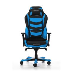 DX Racer Iron Series Gaming Chair Color Black / Blue GC-I166-NB-S2
