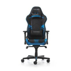 DX Racer Racing Series Gaming Chair. Color Black / Blue GC-R131-NB-V2
