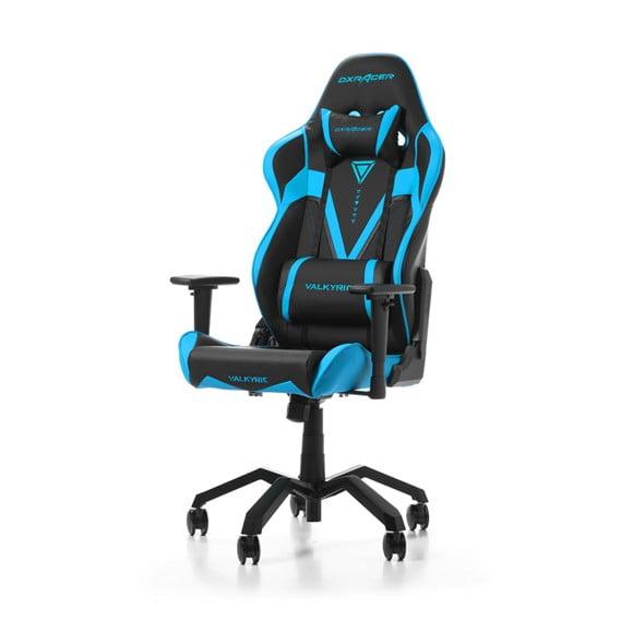 DX Racer Valkyrie Series Gaming Chair Color Black / Blue GC-V03-NB-B2-49