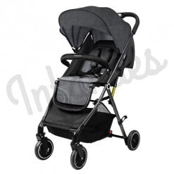 EXCLUSIVE STROLLER GREY N2-511 NOTE-in-Pakistan