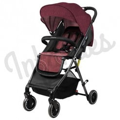 EXCLUSIVE STROLLER WINE Red N2-111 NOTE-in-Pakistan