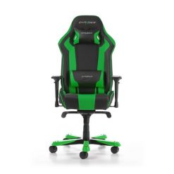 DX Racer King Series Gaming Chair. Color Black / Green GC-K06-NE-S1