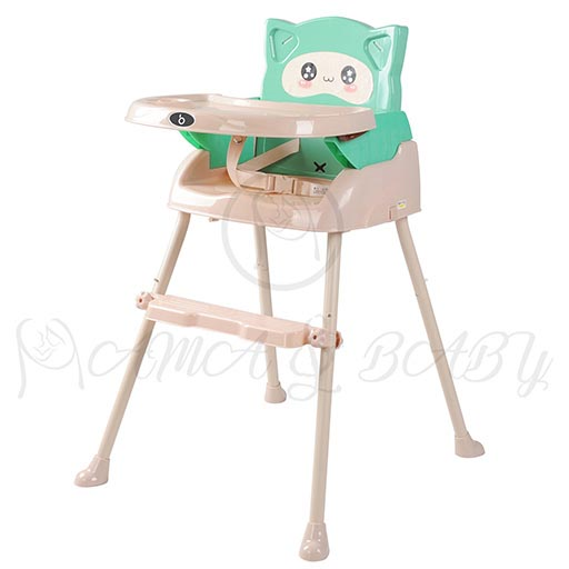 HIGH CHAIR 3IN1 GREEN QH1-716-in-Pakistan