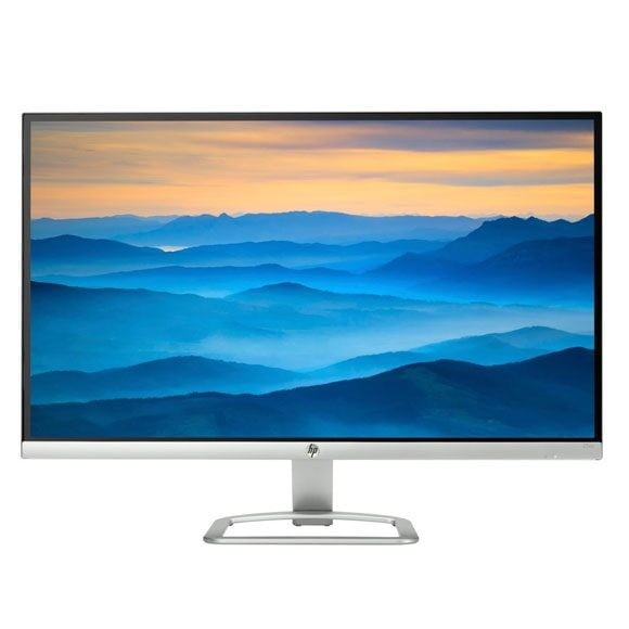 HP 27es 27inch Bezelless IPS Full HD Monitor – Open Box