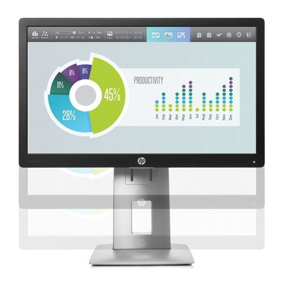 HP EliteDisplay 20-inch Monitor – E202 – Open Box