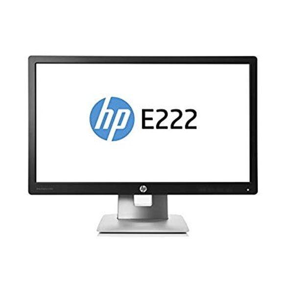 HP EliteDisplay E222 21.5-inch Monitor – Open Box