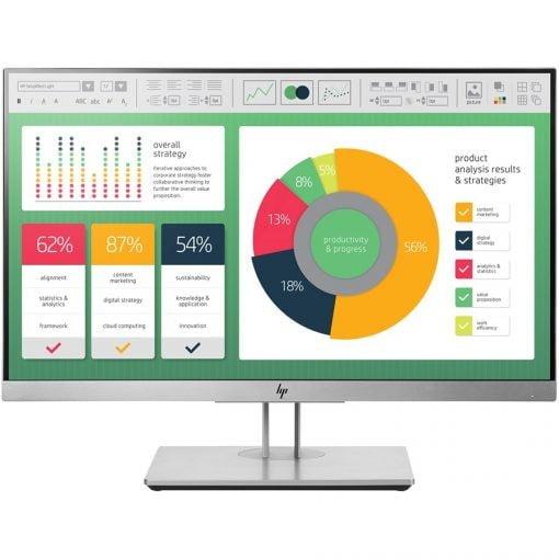 HP EliteDisplay E223 21.5-inch Monitor – New