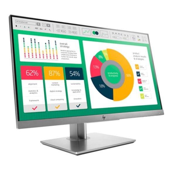 HP EliteDisplay E223 21.5-inch Monitor ( Open Box) – Open Box