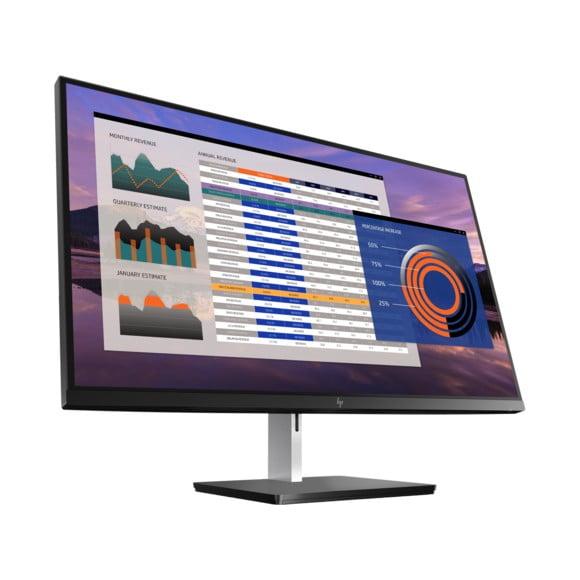 HP EliteDisplay S270n 27-inch 4k Micro Edge USB Type C Monitor – Open Box