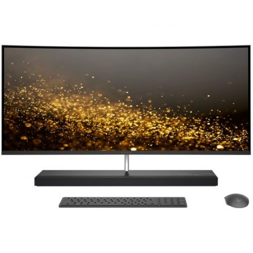 HP ENVY 34inch Ultrawide Curved All-in-One (intel i7 8th gen with Gtx 1050) – Open Box