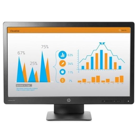 HP Pro Display P232 23Inch Full HD Monitor – Open Box