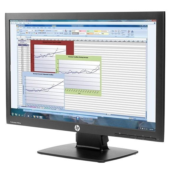 HP ProDisplay 22-inch Monitor – P222va – Open Box