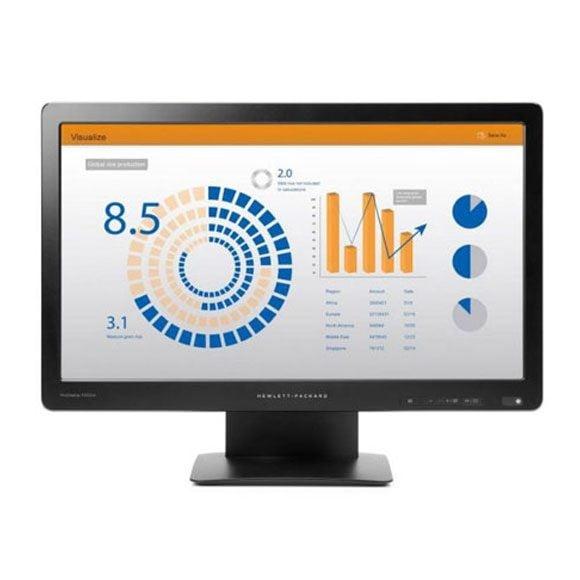 HP ProDisplay P202va 19.53-inch Monitor – Open Box