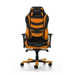 DX Racer Iron Series Gaming Chair Color Black / Orange GC-I166-NO-S2