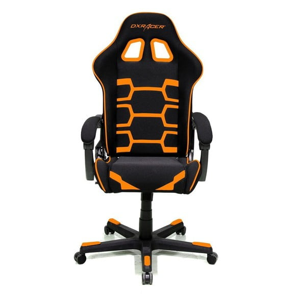 DX Racer Origin Series Gaming Chair Color Black / Orange GC-O168-NO-A3