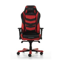 DX Racer Iron Series Gaming Chair Color Black / Red GC-I166-NR-S2