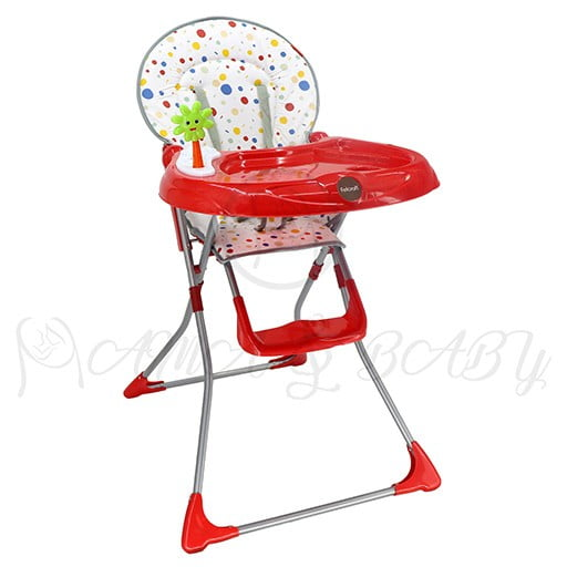 Red HIGH CHAIR HC-6638(289A-147)-in-Pakistan