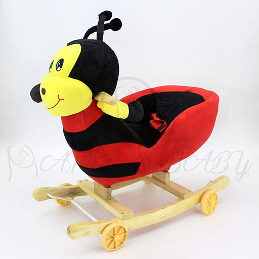ROCKING BEE WITH WHEEL DRY-8103-in-Pakistan