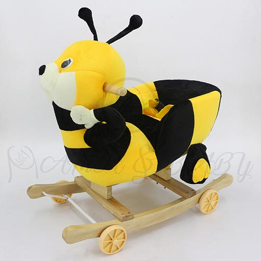ROCKING HONEY BEE WITH WHEEL DRY-8117-in-Pakistan