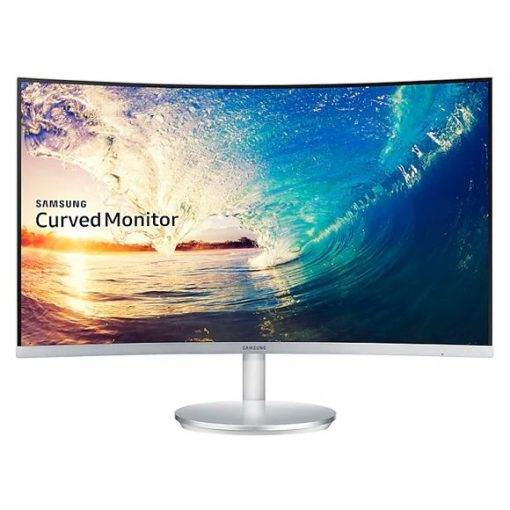 Samsung C27f591 27inch Curved 1080p 75hz Freesync Gaming Monitor – Open Box
