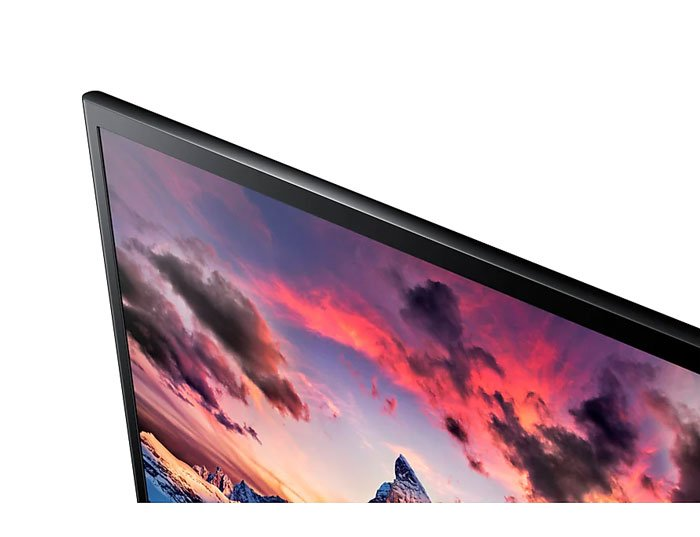Samsung S24F350 24″ Black LED Monitor Full HD with Super Slim Design – Open Box