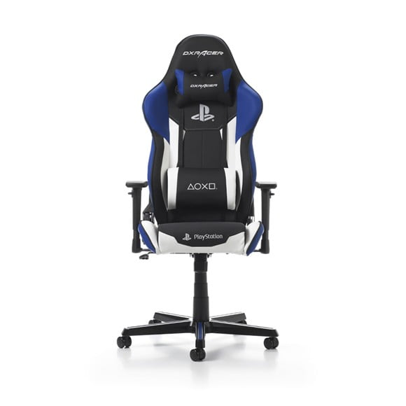 DX Racer Playstation Series Gaming Chair Color Black / BLUE / WHITE..GC-R-INW-Z3-54