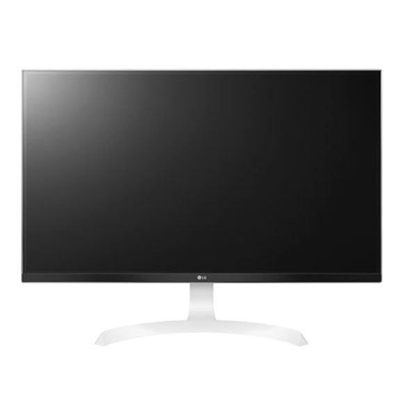 LG – 27UD69P-W 27″ IPS LED 4K UHD FreeSync Monitor – Black/white – Open Box