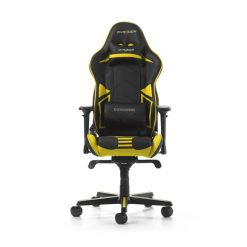 DX Racer Racing Series Gaming Chair. Color Black / Yellow GC-R131-NY-V2