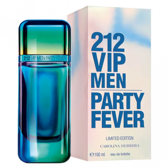 212 VIP Party Fever by Carolina Herrera 100ml EDT