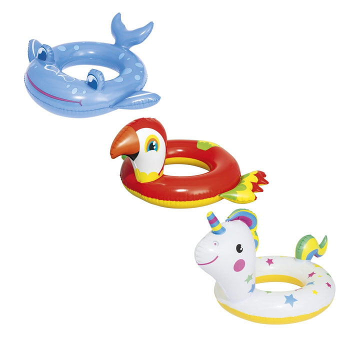 Animal Shaped Swim Ring 31 Inch #36128