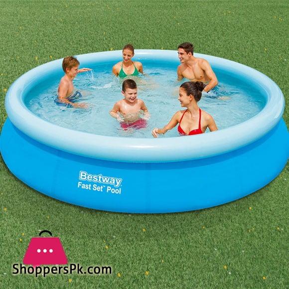 Bestway Fast Set Pool 12 Feet x 30 Inch #57273