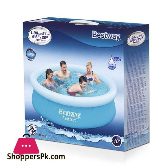 Bestway Fast Set Swimming Pool #57252