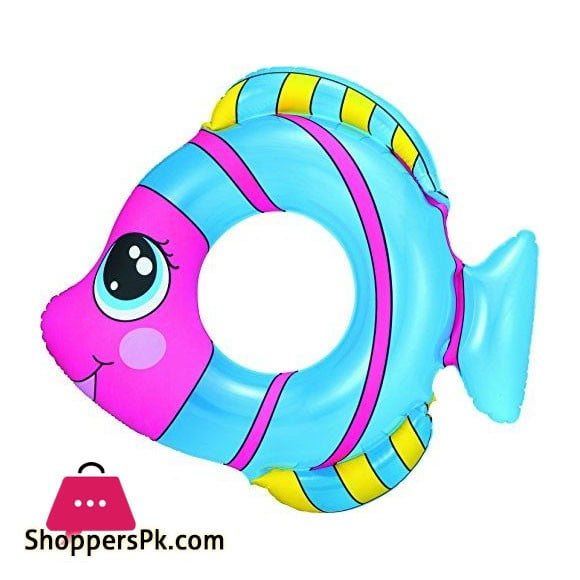 Bestway Friendly Fish Swim Ring 81 X 76 CM #36111
