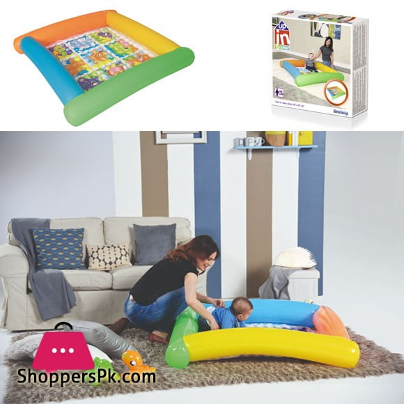 Bestway Inflatable Play Mat 4 months and above #52240