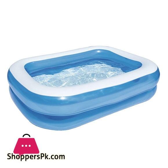 Bestway Inflatable Rectangular Hogo Pool 6.5 Feet #54005