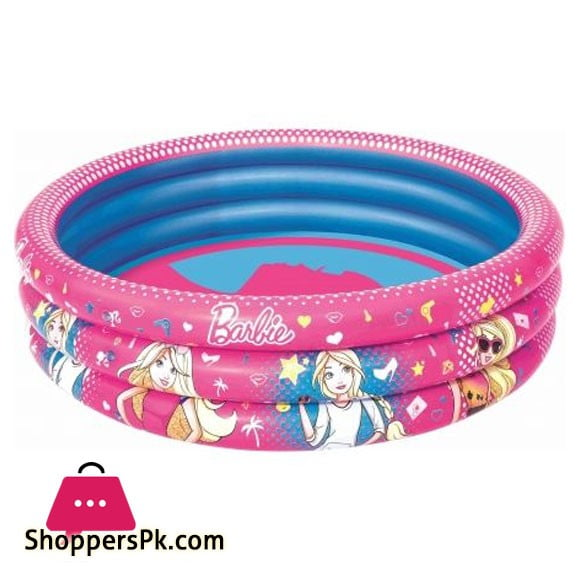 Bestway Kids Barbie Pool 48 x 12 Inch #93205
