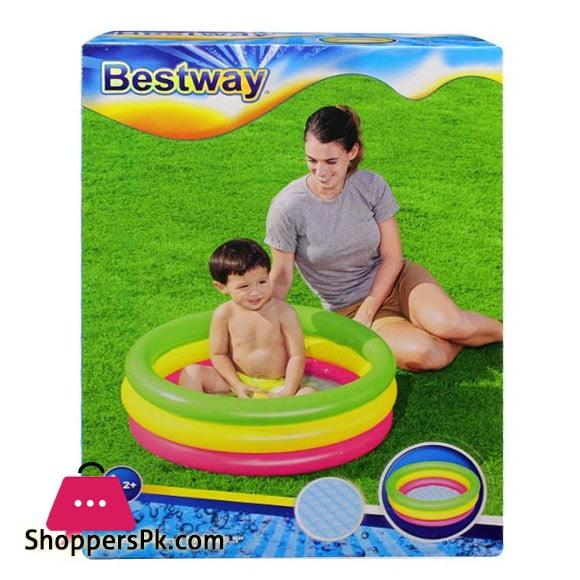 Bestway Summer Set Pool Φ27.5 Inch x H9.5 Inch #51128
