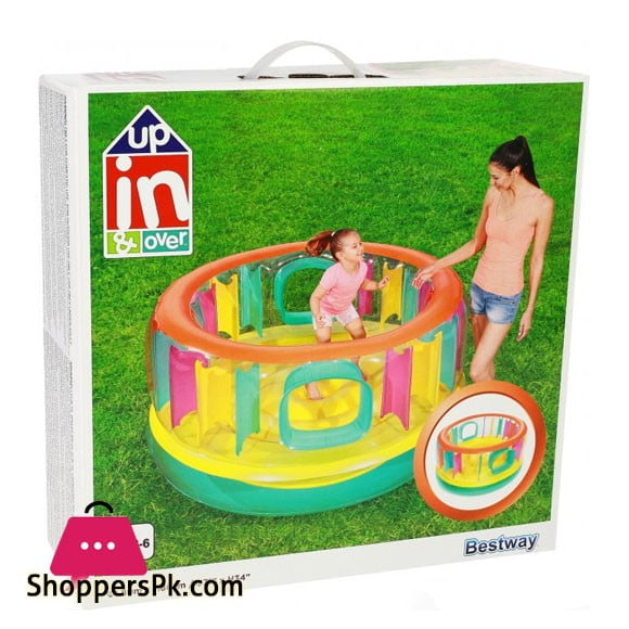 Bestway Up in & Over Bouncer 3 to 6 years Kids #52262