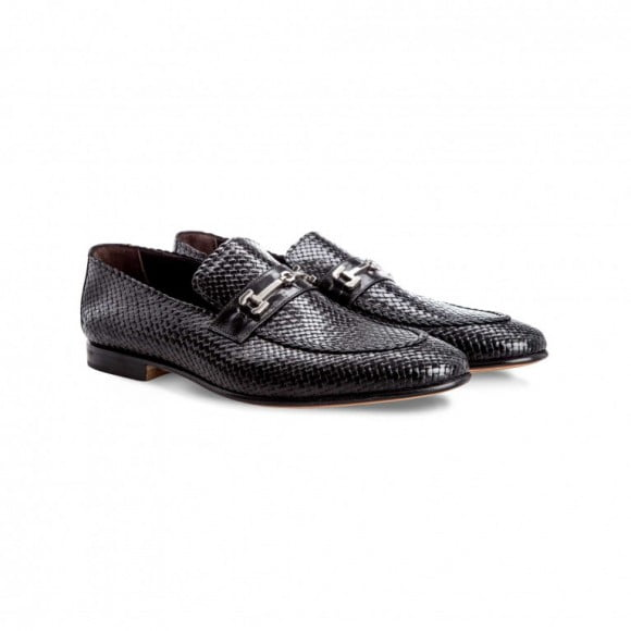 Moreschi Cuba Brown Leather Loafers in Pakistan