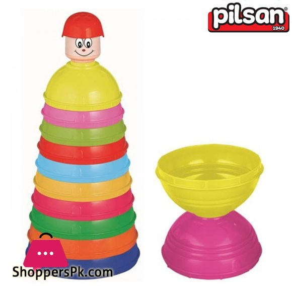 Pilsan Stacking Cup Turkey Made 03 264