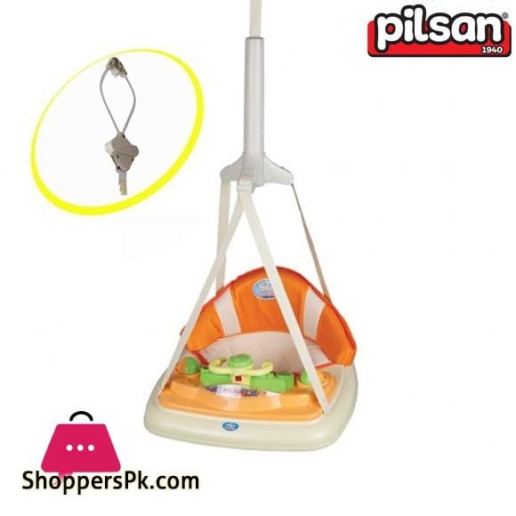 Pilsan Baby Musical Door Jumpers Baby Exerciser Turkey Made 07-551