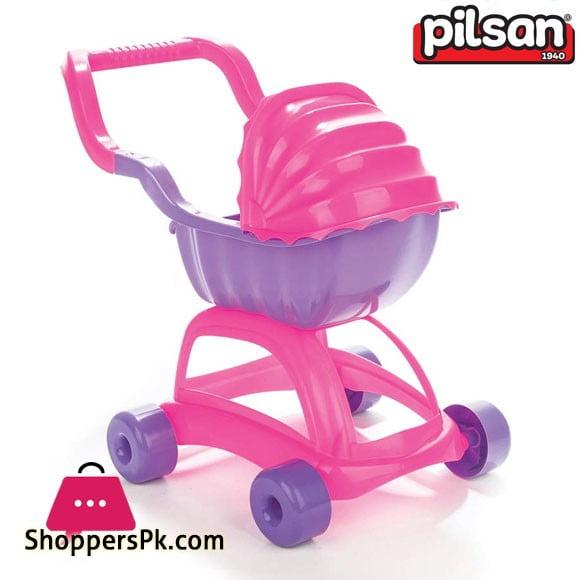 Pilsan Baby Stroller Toy Turkey Made 07-603