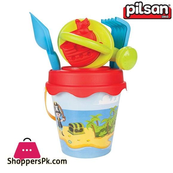 Pilsan Beach Bucket Turkey Made 06-003