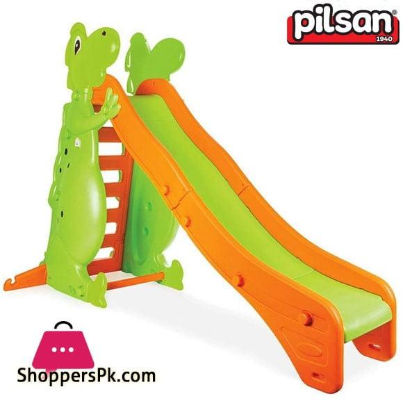 Pilsan Big Dino Slide 7.38 Feet Turkey Made 07-959
