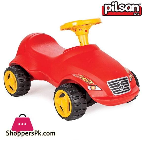 Pilsan Fast Car Push Car Turkey Made 07-820