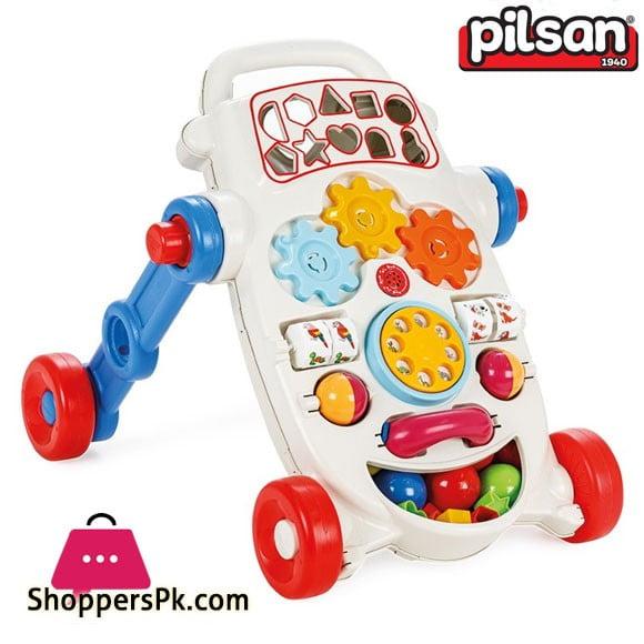 Pilsan Happy Baby Activity Walker Turkey Made 07-539